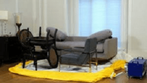 HOT HOUSE BED BUG TREATMENT FOR FURNITURE